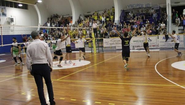 Pozzuoli Volley, ad un passo dalla serie B