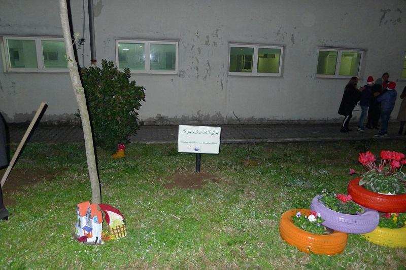 Il Giardino di Lori presso la Scuola Oriani di Monteruscello