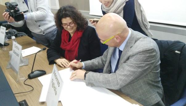 Fondazione Olivetti e Comune di Pozzuoli, firmato il protocollo d'intesa