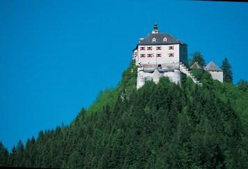 Burg Strechau © Stift Admont