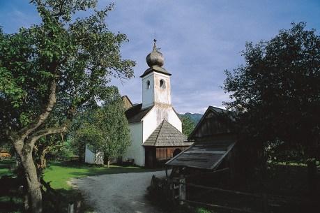 Kirche Hohenberg