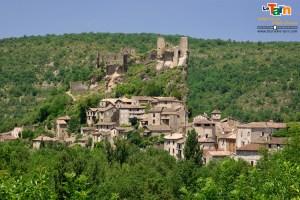 Village et château de Penne @Tourisme-Tarn