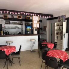 Accueil, bar