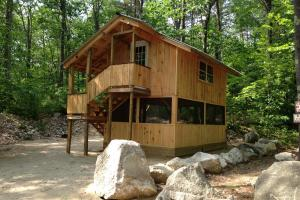 acres of wildlife rental Treehouse 2013
