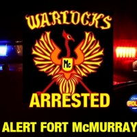 Outlaw Bikers Arrested in Fort McMurray