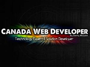 Canada Web Developer | Web, Graphic, Hosting and IT Solutions