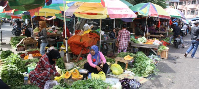 A Trip to the Indonesian Market