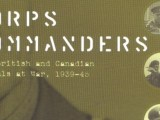 Review of Douglas E. Delaney's 'Corps Commanders': Five British and Canadian Generals at War, 1939-45′ by William Pratt