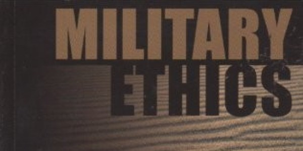 [ACUNS] Review of Jeff Stouffer &amp; Stefan Seiler (eds.) Military Ethics: International Perspectives  by Davis Brown