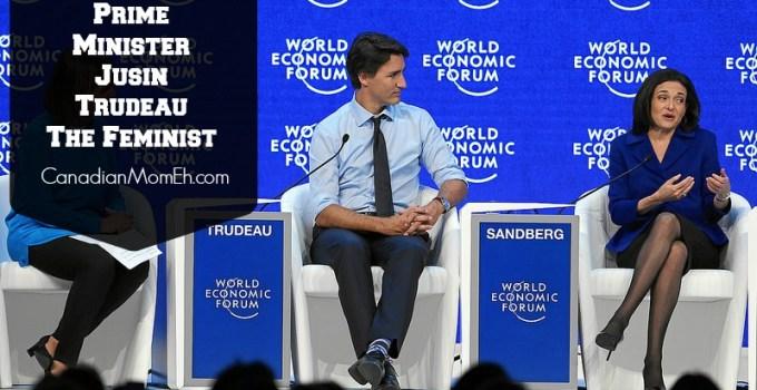 Feminism and Justin Trudeau #CdnPoli