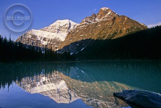 Jasper National Park offers amazing hiking opportunities.