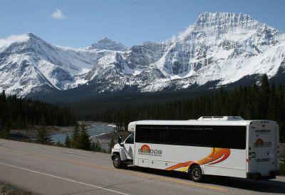 Edmonton-Jasper Shuttle Service