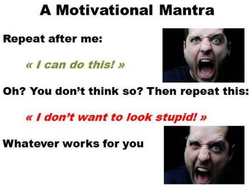 Motivational Mantras