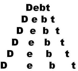 Expanding Debt