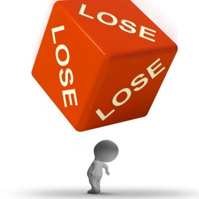 Lottery Losses