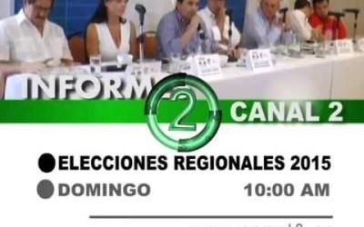 PROMO INFORME RESULTADO ELECCIONES 2015