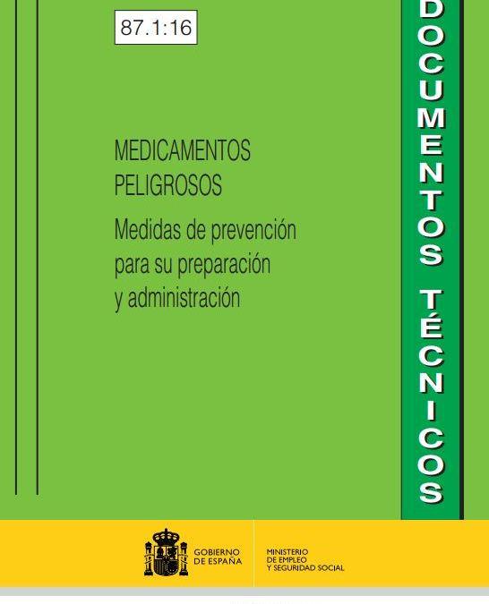 MEDICAMENTOS PELIGROSOS