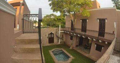 Hotel Casa del Mayordomo Valladolid Yucatan