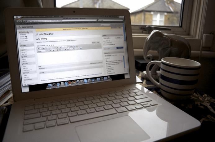 Why I blog.