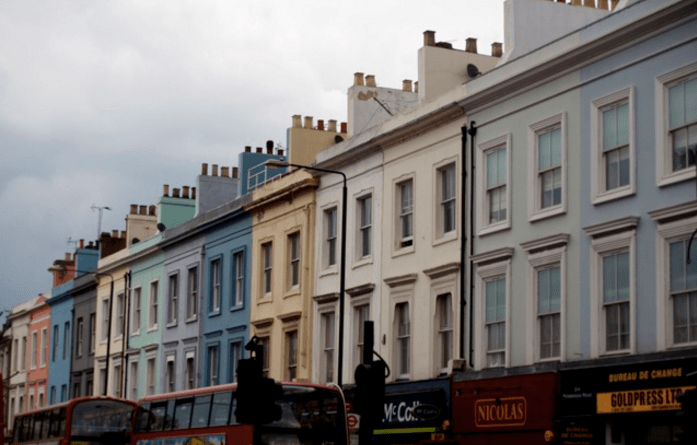 Travel photo essay: Saturday in Notting Hill.