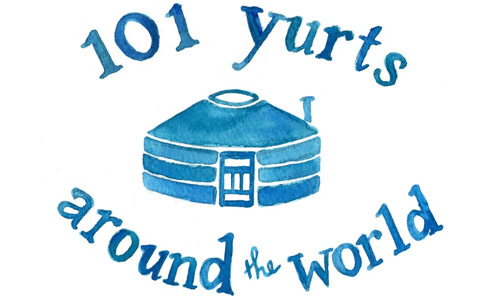 The Yurt Life: 101 yurt rentals around the world.