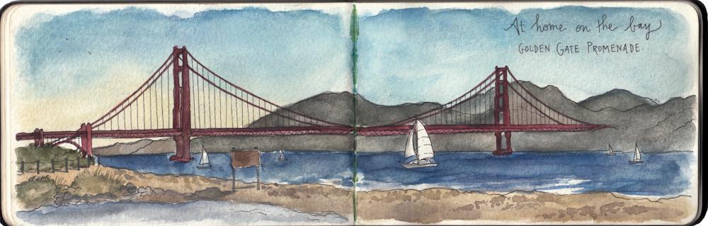 San Francisco sketches