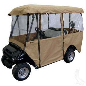 golf cart cover accessory