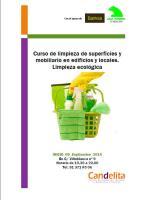 Comienza la II edición del curso de Limpieza financiado por FUNDACIÓN CAJA MADRID