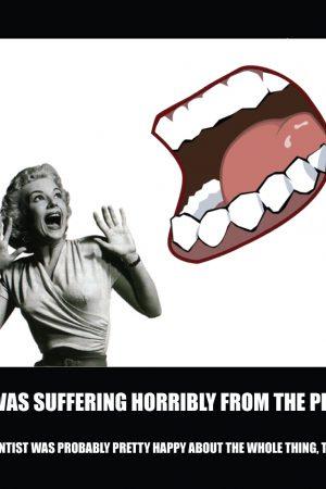 Plaque-Suffering