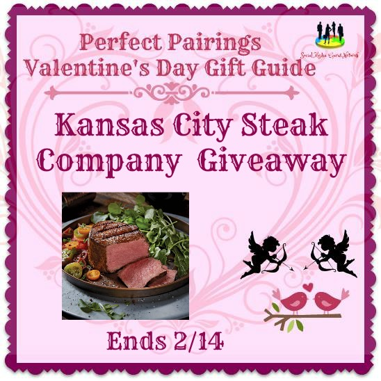 Kansas City Steak Company #Giveaway Ends 2/14
