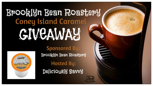 Brooklyn Bean Roastery Coney Island Caramel #Coffee #Giveaway Ends 3/24
