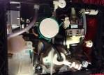 Candy CDIM 5756 – Panoramica della meccanica di una lavastoviglie