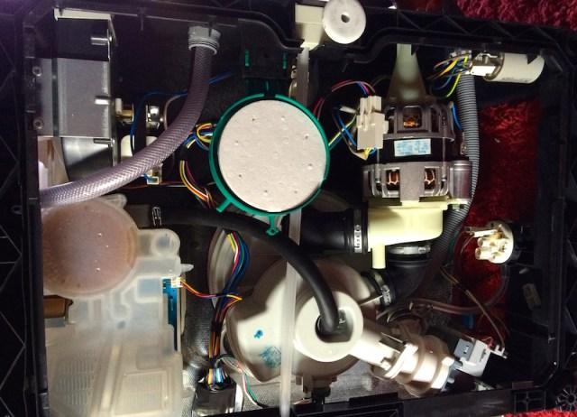 Meccanica lavastoviglie  Candy CDIM 5756 01