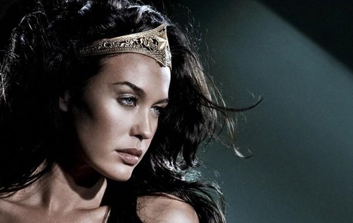 Este es el aspecto que habría tenido la Wonder Woman de George Miller
