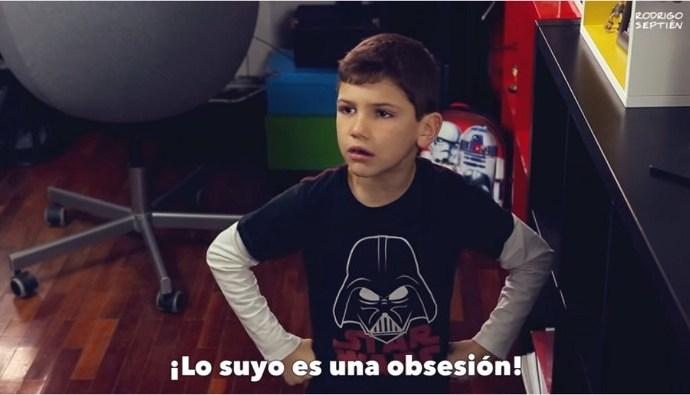 [Vídeo] 'No me gusta Star Wars': el musical para hijos desesperados