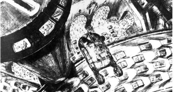 El libro de diseños de 'Blade Runner', disponible gratis y 'online'