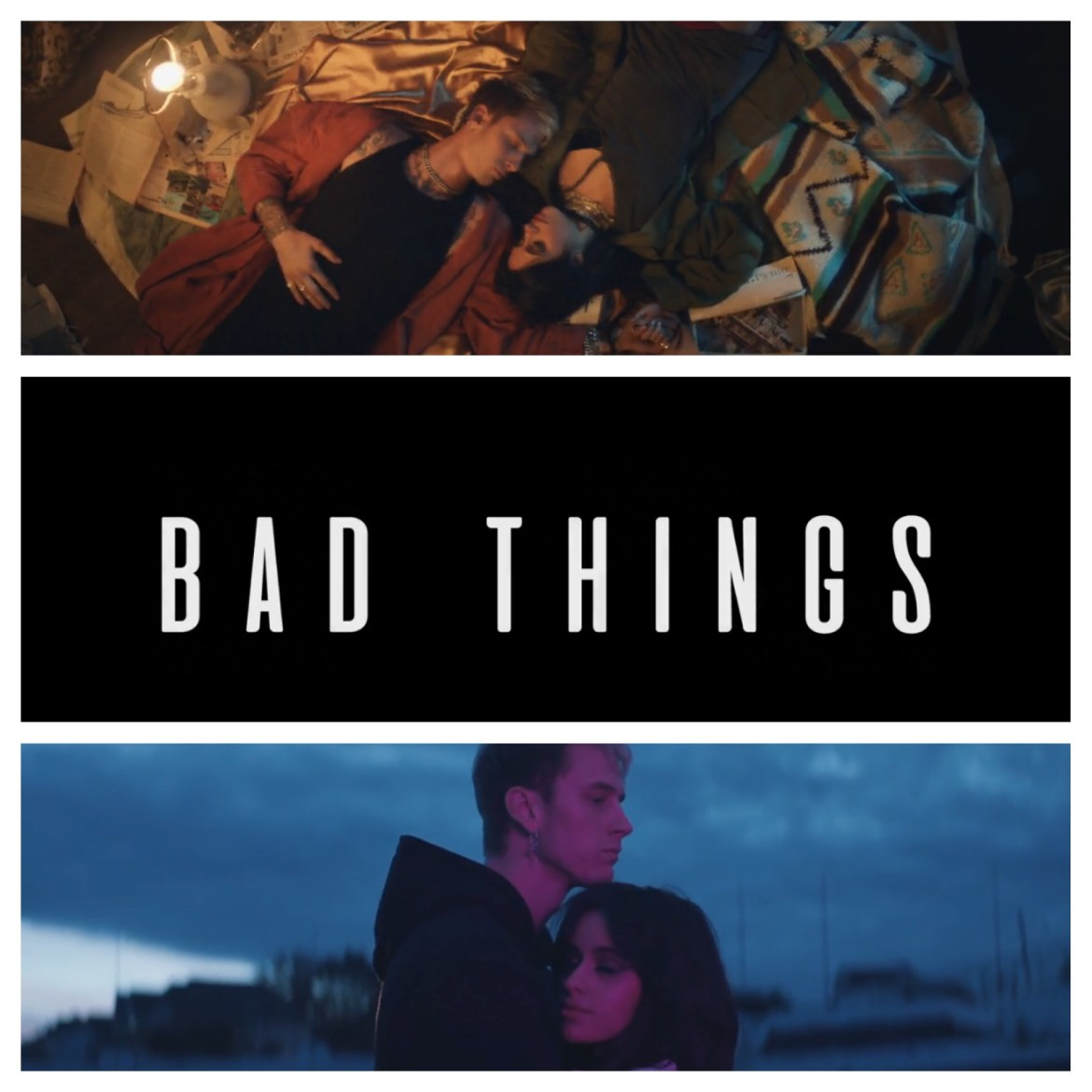 machine gun bad things