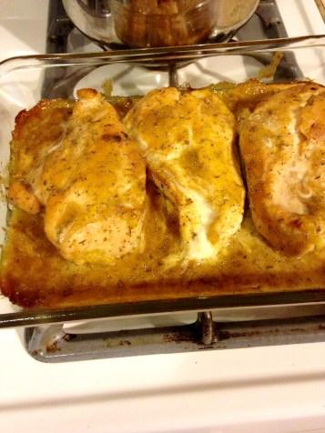 maple dijon chicken 2