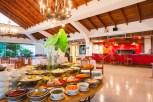 Restaurante del Hotel Mar Azul Decameron en San Andrés