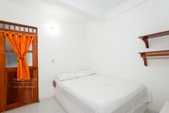 Cama doble Hotel La Cascada