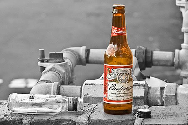 Alcohol Plumbing