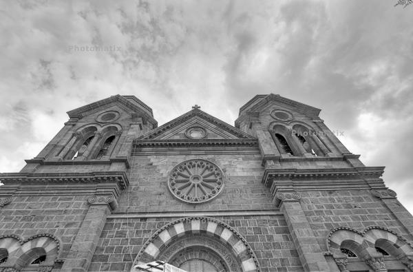 Santa Fe Church #1