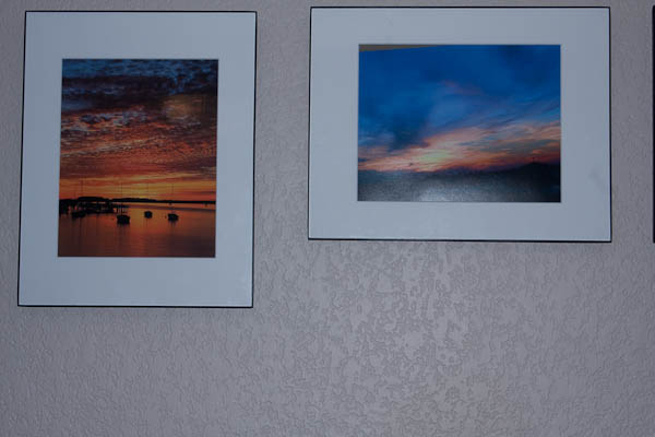 Some Prints on the Wall