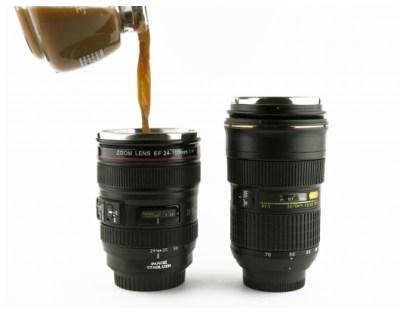 Photojojo Lens Coffee Mug