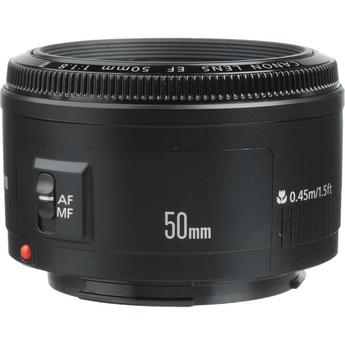 Canon Mount 50mm 1.4