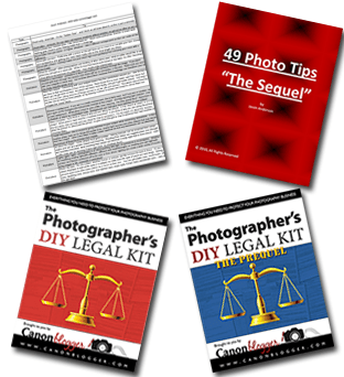Canon Blogger eBooks - All IN