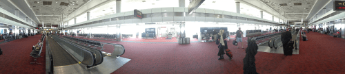 Moving Walkways Pano
