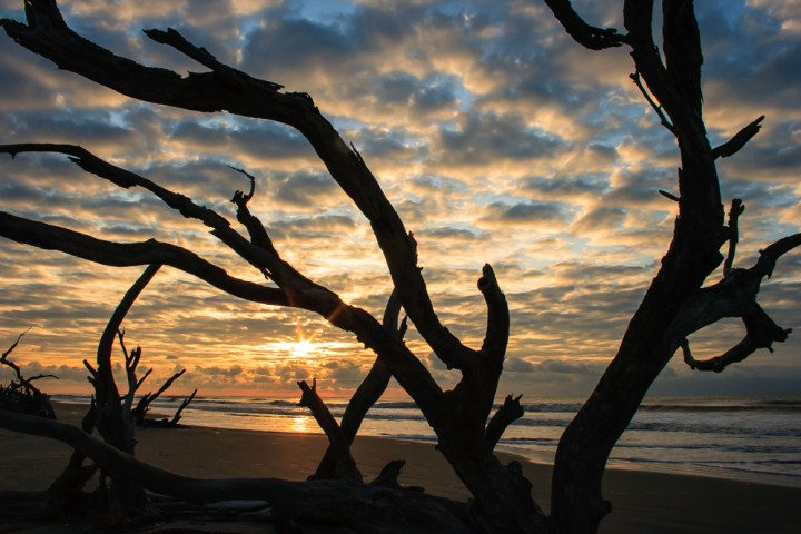 Boneyard Beach Sunrise