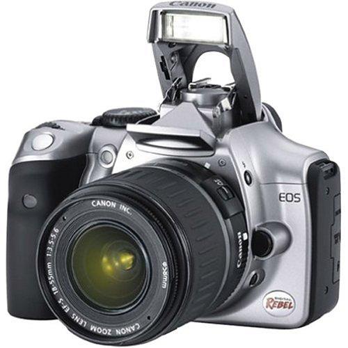 Canon Digital Rebel Circa 2003
