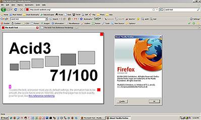 Firefox 3 on Windows XP